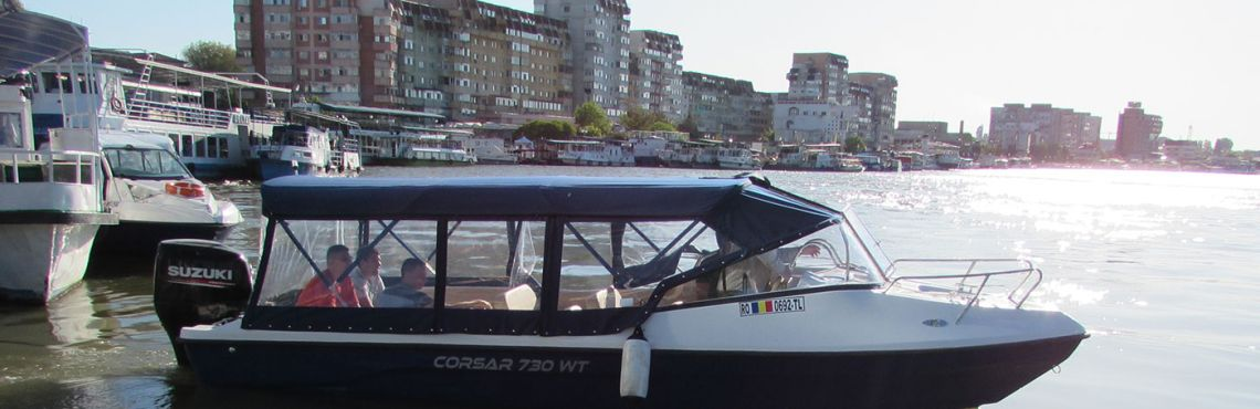 Speed boats corsar 730WT